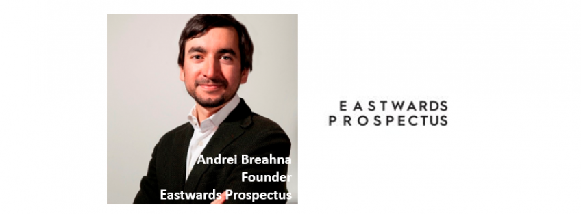 NRCC Member in Spotlight - Eastwards Prospectus