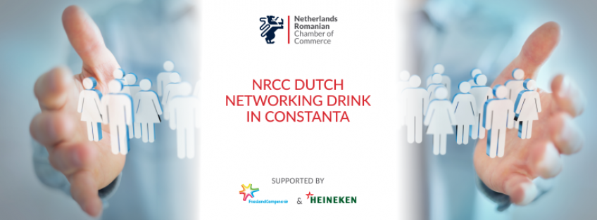 NRCC Dutch Networking Drink in Constanta - March 2018