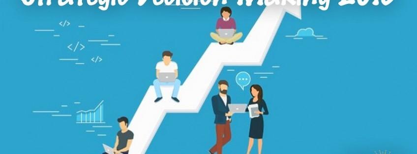 Invitation survey Strategic Decision Making 2018 by MKOR