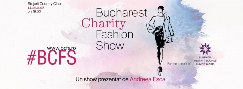 Support  Bucharest Charity Fashion Show
