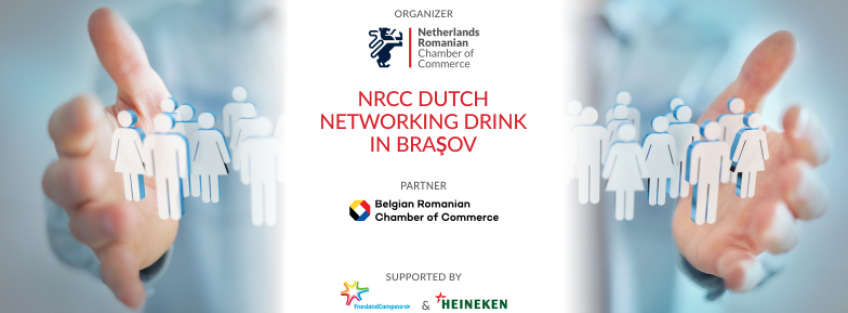 NRCC  Networking Drink in Brasov- March 2018