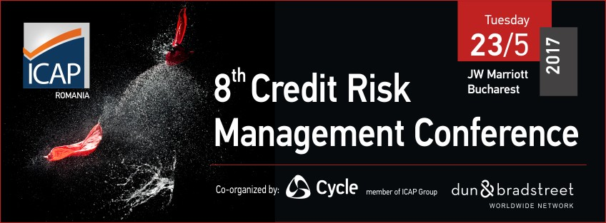 NRCC MEMBER INCENTIVE - 8th ICAP Credit risk Management Conference, 23 May