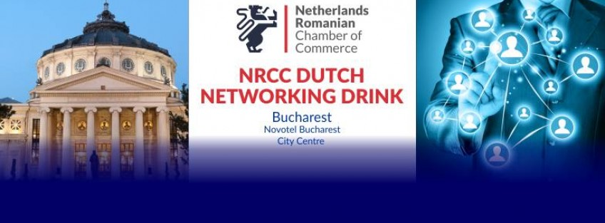 NRCC Networking Drink in Bucharest - April 2018