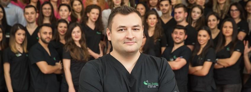 NRCC Member in Spotlight - Interview- Dr. LEAHU